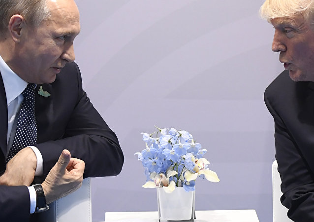 反恐将成为普京和特朗普会面的主要讨论话题