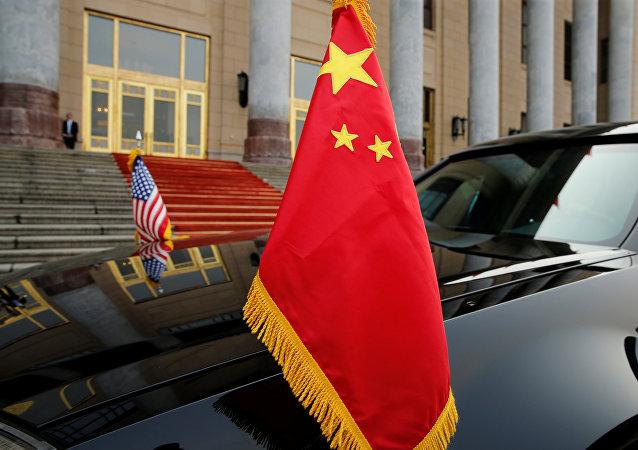 中国专家:特朗普此次访华标志着中美关系更加平衡