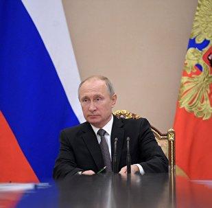 普京与特朗普将于11月10日举行会晤