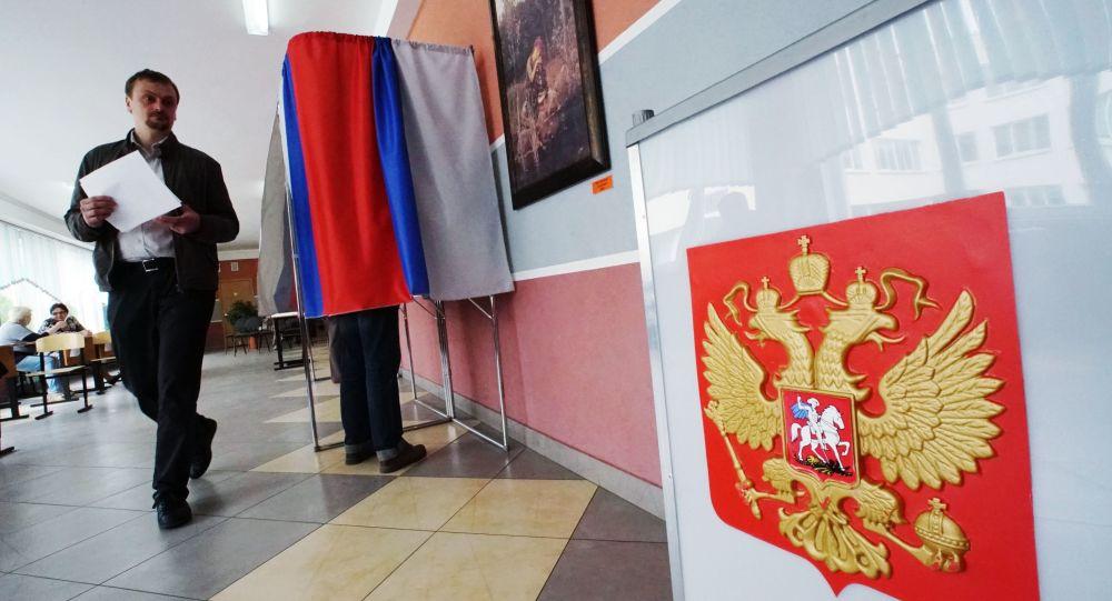 普京:俄总统大选候选人众多是好事