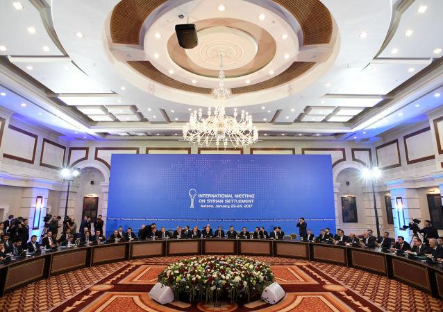 俄土伊外長3月中期或在阿斯塔納就敘問題舉行會晤