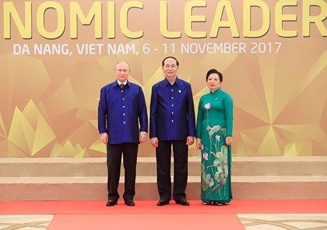 越南領導人時刻期待普京訪越