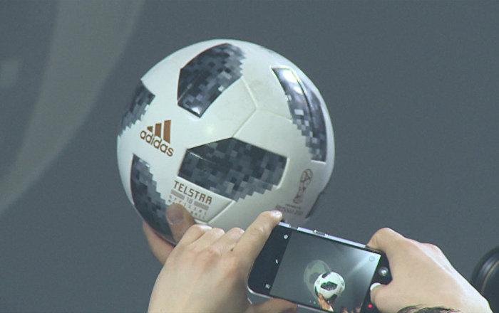 2018世界杯官方用球在莫斯科發佈