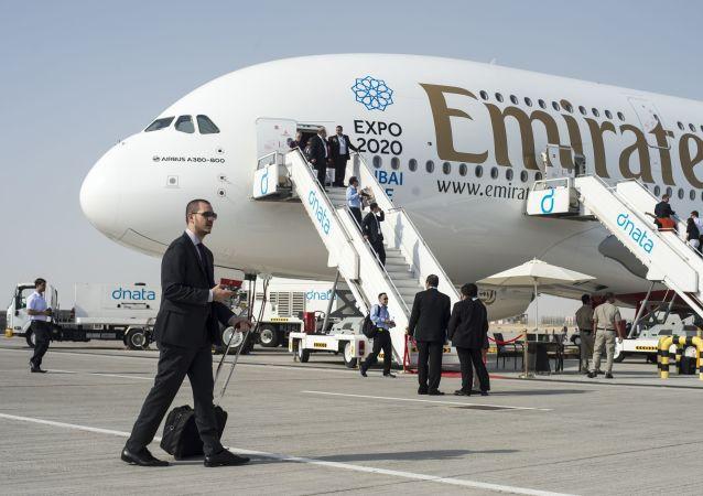 A380空客飞机