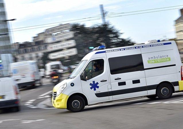 媒体:法国南部汽车冲撞行人导致3名中国大学生受伤