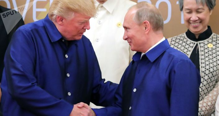 特朗普:可能很快和普京會面