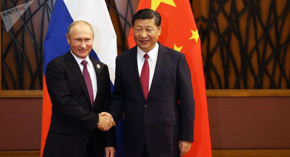 专家:俄中应该展现出加强双边关系的政治意愿