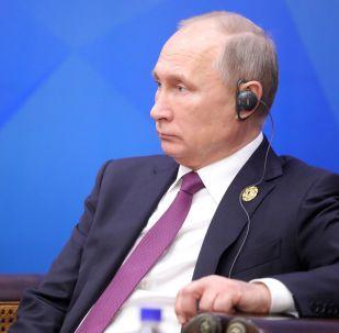 普京将向工人阶级提出新工业化方针