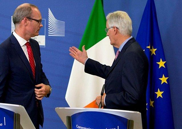 外媒:歐盟正審議北愛爾蘭在英國脫歐後獲得自治的可能