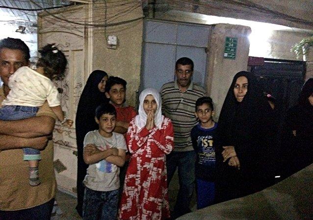 伊朗地震造成約7萬人流離失所