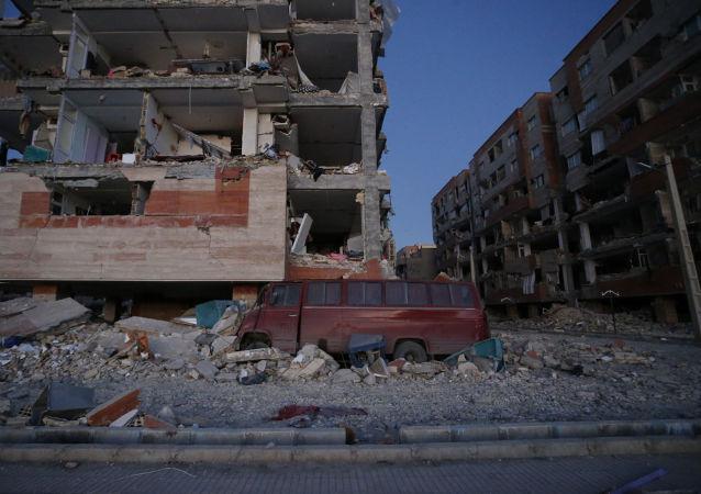 俄駐伊使館對伊朗地震遇難者家屬表示深切慰問