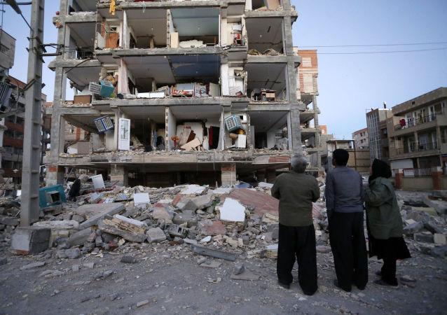 至少8名伊拉克警察因中伊斯蘭國恐怖分子埋伏而犧牲