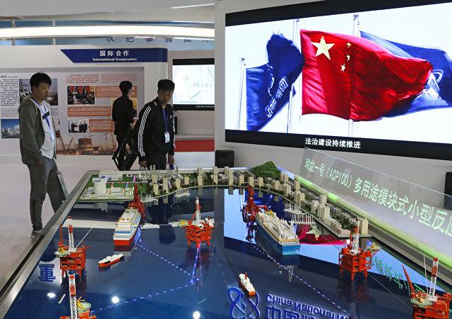 2018年中国44台商运核电机组累计发电量同比增加15.78%