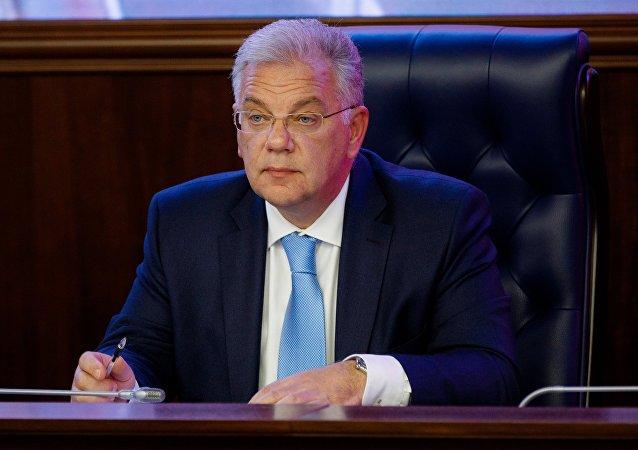 俄羅斯軍事技術合作局局長德米特里·舒加耶夫