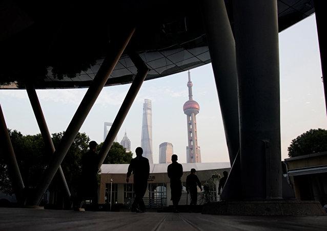 外國資本可助中國整頓金融秩序
