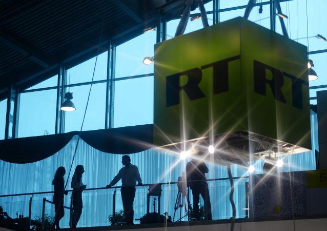 RT America电视台已进行外国代理机构登记