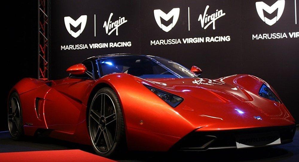 俄西伯利亚商人拟重振Marussia跑车