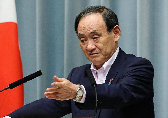 日本内阁官房长官:日本将持续对朝施压促使平壤弃核