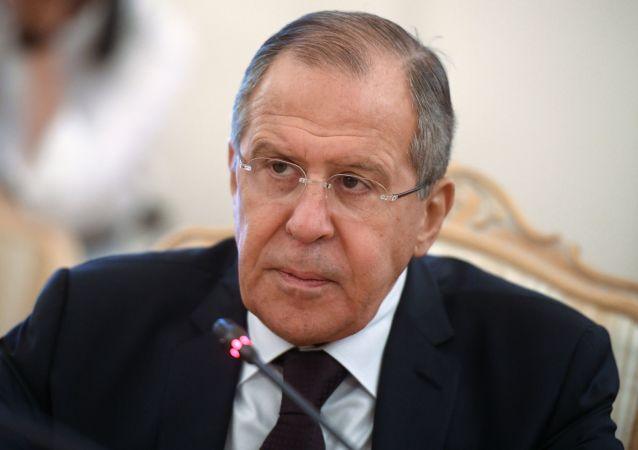 俄外长:有人企图歪曲顿巴斯维和倡议 莫斯科表关切