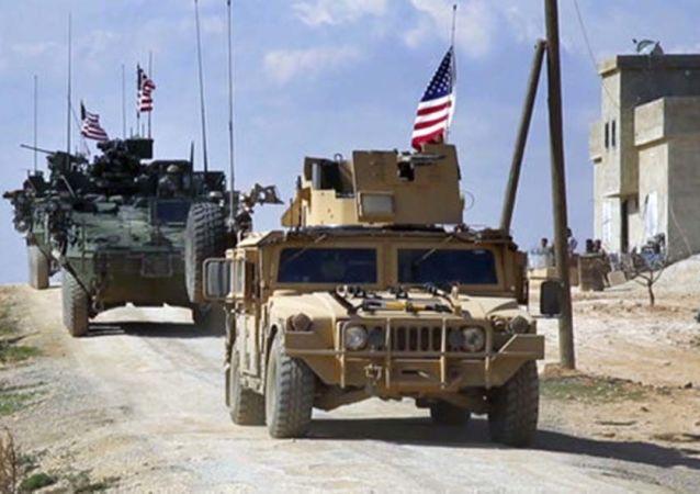 俄联邦委员会国防委员会主席称俄方反对美国留驻叙利亚的计划
