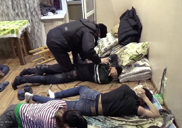 """俄安全局:近70名""""塔布里·扎马特""""成员在莫斯科地区被抓捕"""