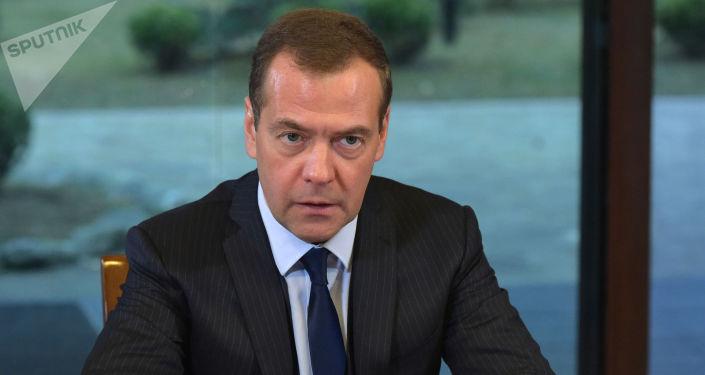 俄总理:美国新制裁不会对俄罗斯构成严重威胁