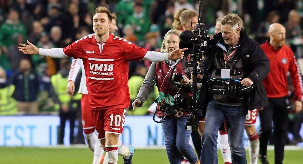 丹麥勝愛爾蘭進世界杯