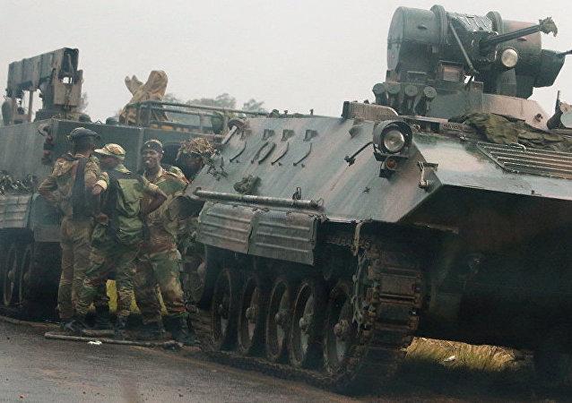 津巴布韦军队