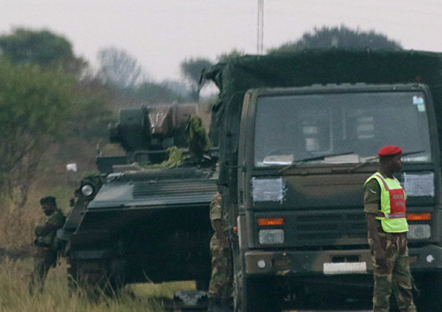 津巴布韦希望加强与俄罗斯的军事技术合作
