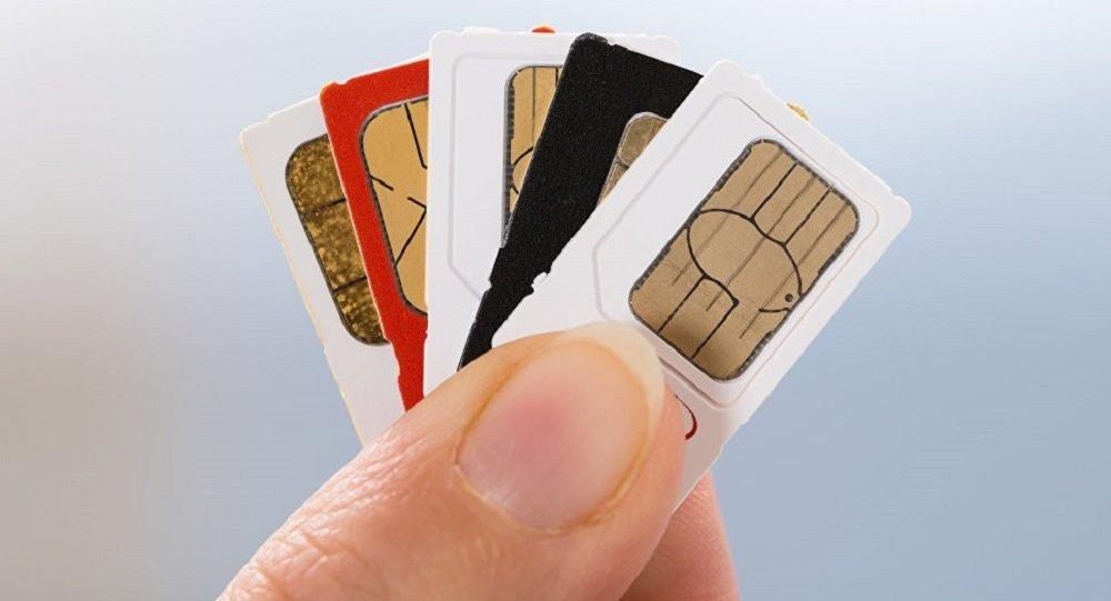 SIM卡在俄或成真正「身份證」