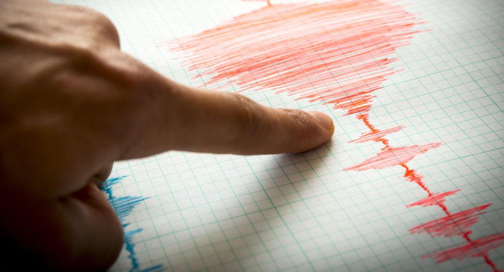 萨尔瓦多海岸发生5.9级地震