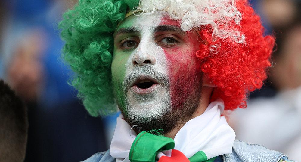 意大利足球迷