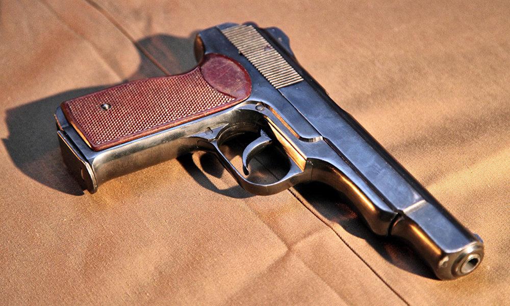 APS自动手枪