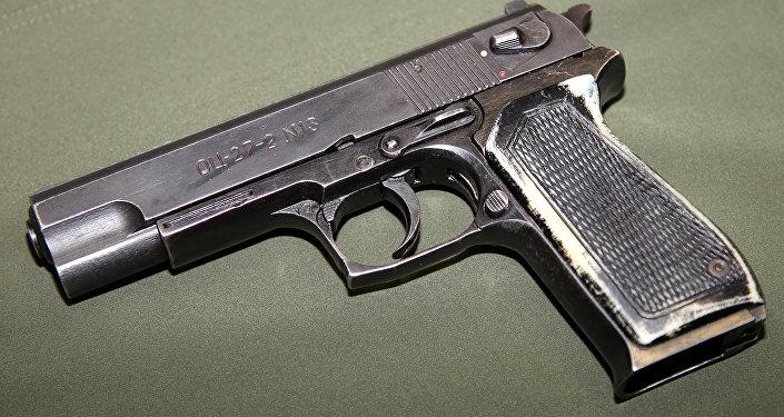 OTs-27 斧手枪