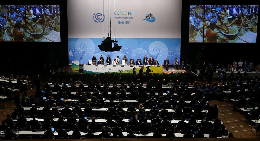 《聯合國氣候變化框架公約》第23次締約方大會