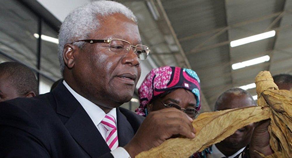 媒体:巴布韦军方逮捕该国财政部长