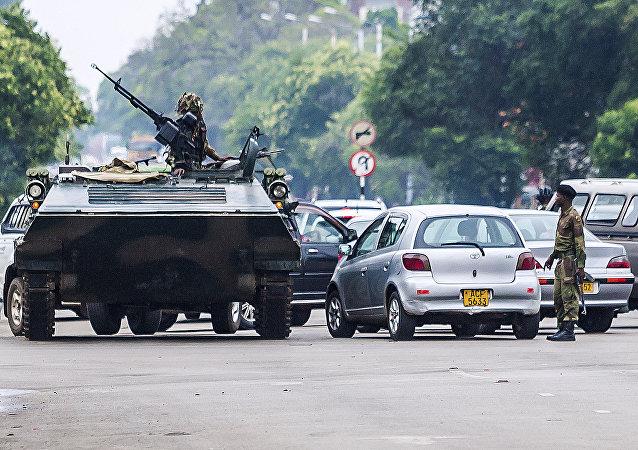 津巴布韦军方