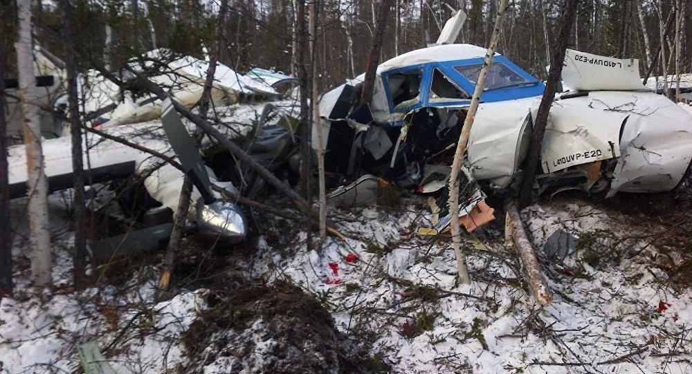 消息人士:一架客機在俄羅斯遠東墜毀 一名兒童幸存