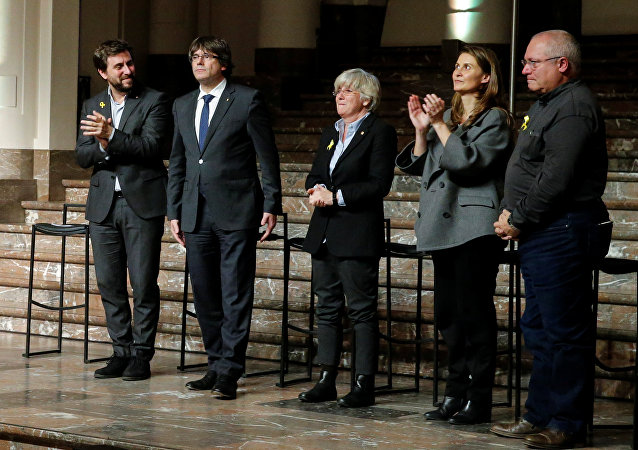 普伊格德蒙特和加泰罗尼亚自治区其他前政府成员