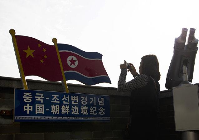 中国欲帮助朝鲜摆脱国际孤立局面