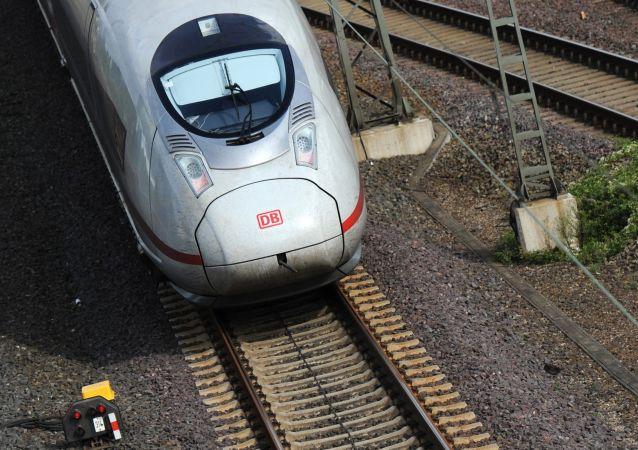 德國城際快車撞上野豬