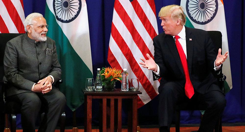 俄專家:美國賦予印度以地區反中角色