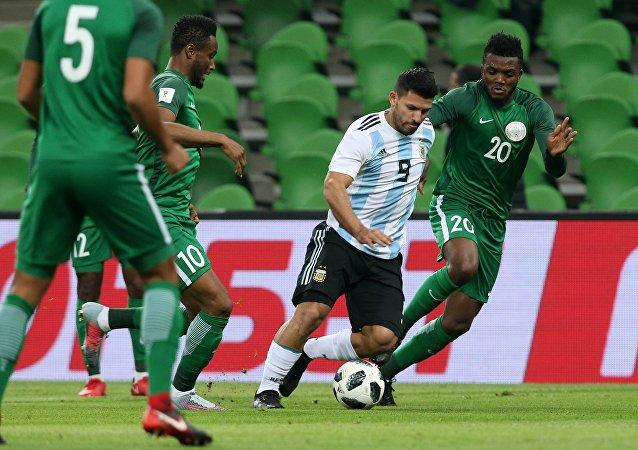 尼日利亚足球协会主席:俄罗斯已经为2018年世界杯足球赛做好准备