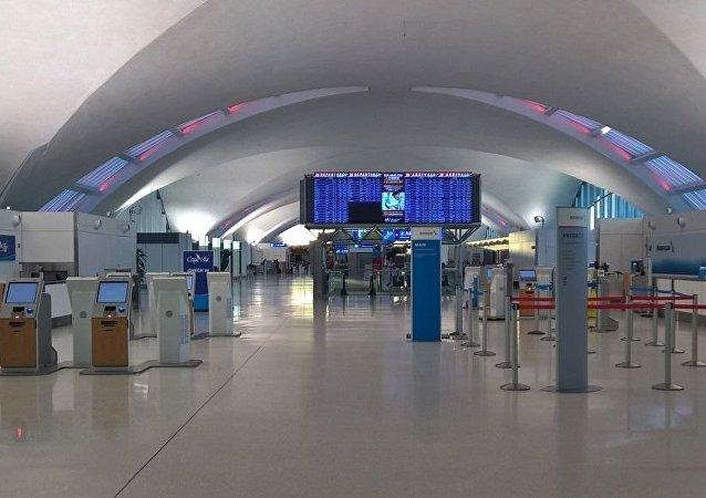 圣路易斯市的兰伯特机场