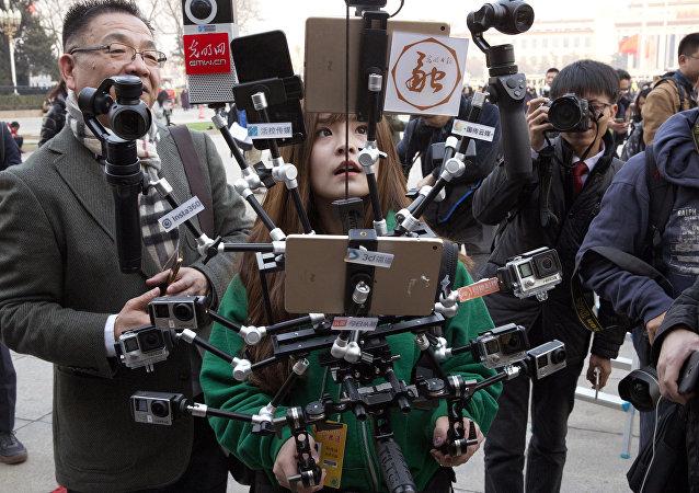 中方愿意为媒体采访创造更加便利的条件