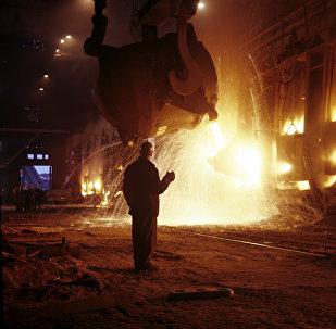 俄羅斯建造高密度煉鐵爐 可用冶金廢料鑄鐵