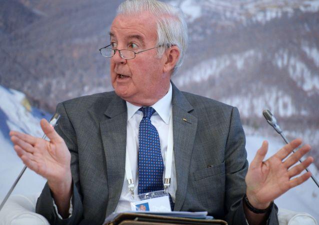 WADA主席:俄罗斯世界杯不会受兴奋剂问题影响