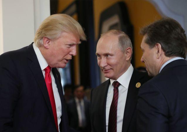 克宮:暫未討論普京與特朗普再次舉行會談的可能性