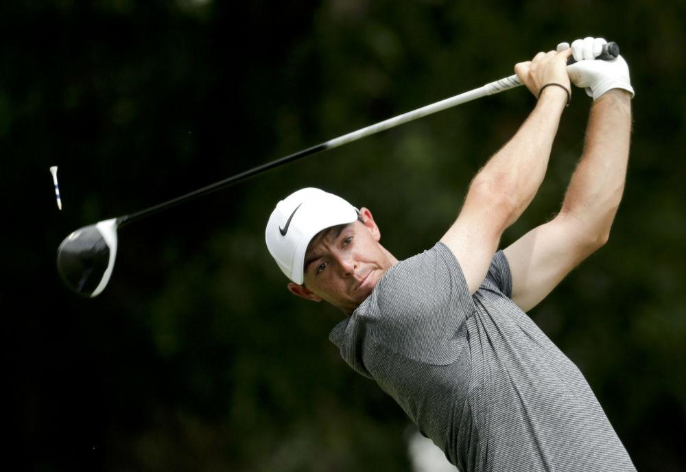 高爾夫球手羅里·麥克羅伊28歲,收入5000萬美元。
