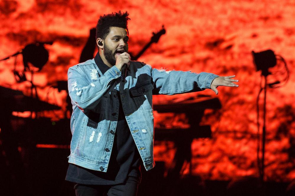 加拿大歌手威肯27歲,收入9200萬美